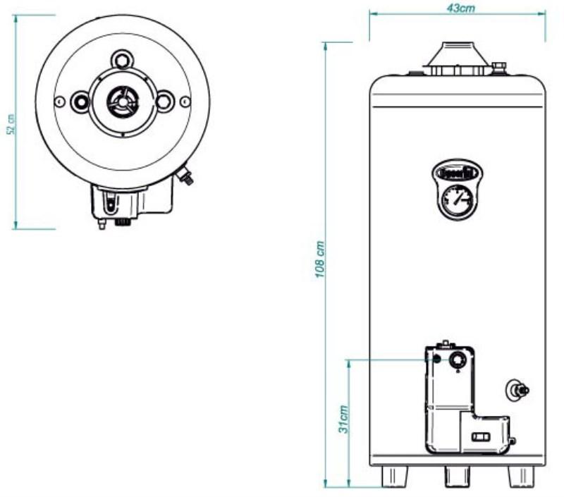 Ter 80L Multigas Cs L.Geiser B Escorial - Escorial ... Ter Diagram on