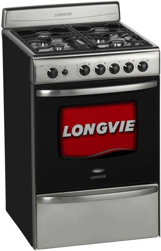 Cocina 18501xf 56 cm ix qc longvie megatone for Cocinas de hierro fundido
