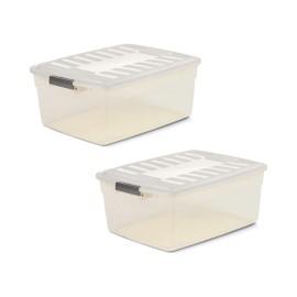 Packx2 Unidades Col Box Recto X 17 …