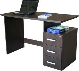 escritorio cajones emc cajones y estantes de melamina correderas metlicas color wengue modelo study garanta